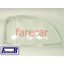 Lente De Vidro Do Farol Renault Clio 1996 1997 1998 1999