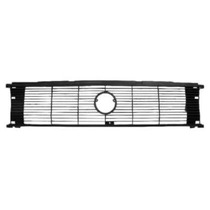 Grade Dianteira/radiador Passat 78/79/80/81/82 Preto