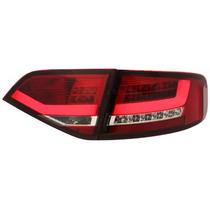 Par De Lanterna Altezza Led Sonar Audi A4 2009 A 2012