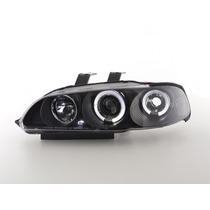 Parde Farol Projector Angel Eyes Honda Sonar Civic 92-95