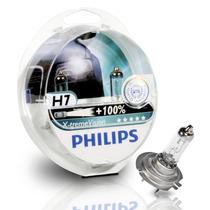 Kit Lâmpadas H1 + H7 + H11 Philips X-treme Vision 100% + Luz