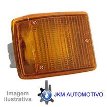 Lanterna Dianteira Kombi Clipper Lado Esquerdo Ambar 76/97