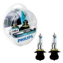 Lâmpada Philips X-treme Vision Hb4 / 9006 - 55w 12v - Par