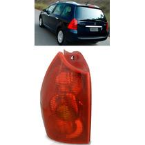 Lanterna Traseiro Peugeot 307 02 03 04 05 06 Sw Esquerdo