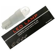 Lâmpada Led Lamp Esmagadinha Super Branca Autopoli C/ 10 Und