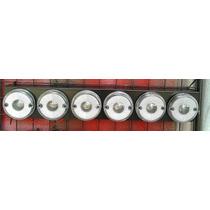 Conjunto De 6 Lanternas Traseira P Caminhão Montada/completa