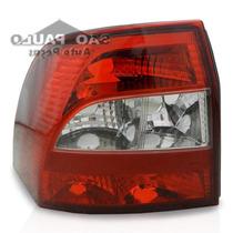 Lanterna Traseira Vectra 2000 A 2005 Bicolor Esquerdo