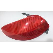 Par Lanternas Traseiras Peugeot 206 98-03