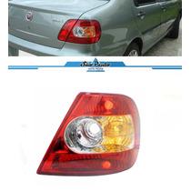 Lanterna Traseira Fiat Siena 2004 Até 2008 Direito