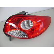 Lanterna Peugeot 207 Sedan 2012 A 2014 - Lado Direito