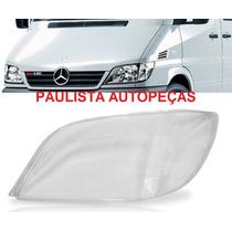 Lente Farol Mercedes Benz Sprinter 2003 2004 2005 2006 2007