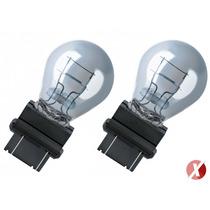 Par Lampada Osram 3157 Luz Farol 300c Pt Cruser 3157a