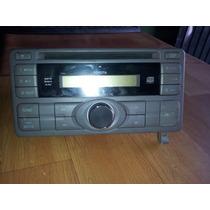 Rádio Original Toyota Etios