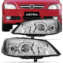 Farol Foco Duplo Chevrolet Astra Ano 2003/2010
