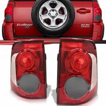 Lanterna Traseira Ecosport 04 05 06 07 08 09 10 11 12 Fumê