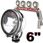 Farol Off Road Milhas 6 Jeep Buggy Triciclo Pick Up Fusca
