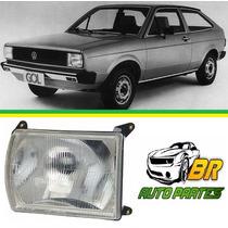 Farol Volkswagen Gol Saveiro 1980 À 1984 Ar Original Ipv