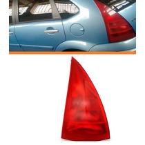 Lanterna Traseira C3 03 04 05 06 07 Serve Até 12 Vermelha Le