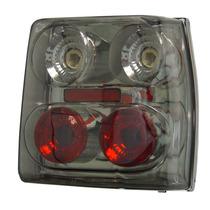 Lanterna Traseira Uno 84 85 86 87 88 89 A 2004 Fumê #1611