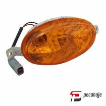 Seta Pisca Lanterna Do Parachoque Chery Qq 1.1 Lado Direito