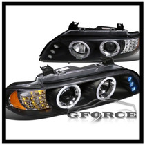 Tuning Imports Par Farol Angel Eyes Bmw Serie 5 E39 95-03