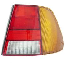 Lanterna Volkswagen Polo Classic Luz De Re Cristal Ld Cibie