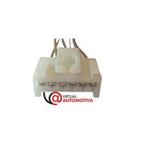 Chicote Plug Conector 6 Vias Lanterna Traseira Stilo