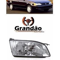 Farol Corolla 1999 2000 2001 2002 Lado Direito