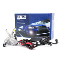Kit Xenon Led New Beetle 2006 A 2012 Farol Alto H1 6000k