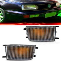 Lanterna Pisca Dianteiro Golf 92 93 94 95 96 97 Com Função