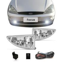 Kit Farol Milha Ford Focus 1998 1999 2000 2001 2002 2003