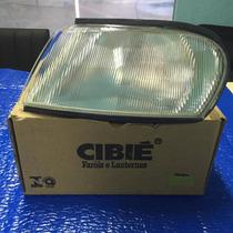 Lanterna Dianteira Esq Original Cibié/valeo Vectra 97 A 99