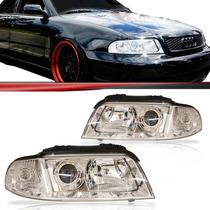 Farol Audi A4 99 2000 2001 Serve De 95 96 97 98 99