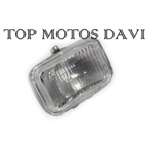 Bloco Óptico Farol Honda Crf 230 - Trilha
