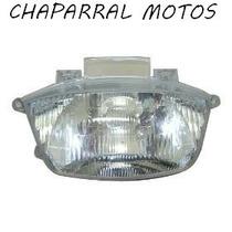 Farol (bloco Óptico) Modelo Honda Biz C100 Cristal