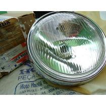 Farol Cg 125 Bolinha Ml 76 À 82 - Novo Original Honda Rossi