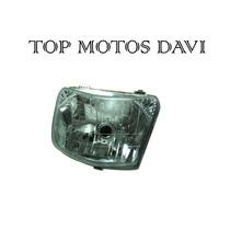 Bloco Óptico Farol Honda Nxr 150 Bros 09/12 - Trilha