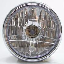 Farol Completo Com Lampada Suzuki Yes125 - Keisi