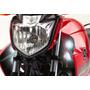 Farol Milha Auxiliar Led Moto Fazer 250 Lampada Igual Xenon