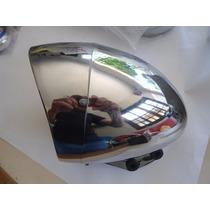 Farol Motos Custom E Triciclos- Mod Bala Para Pintar/plotar