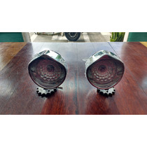 Farol Bullet Auxiliares Para Motos Custom E Triciclos (par)
