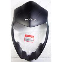 Carenagem Do Farol Original Honda Cb 300 R Adesivo Prata
