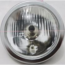 Farol Completo Intruder 125 Original Suzuki Com Lampadas