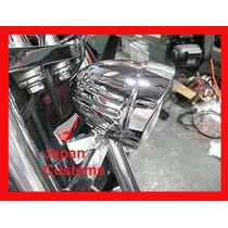Farol Buffalo Importado Harley-custom-chopper-triciclo-drag