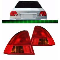 Lanterna Traseira Civic 2001 2002 2003