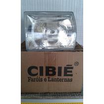 Farol Gol Bx 80/86 Bi-iodo Original Cibie Lado Esquerdo