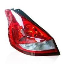 Lanterna Traseira New Fiesta Hatch 11 12 13 14 Original