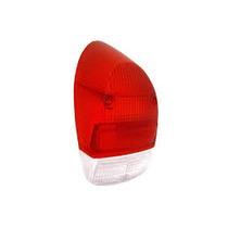 Lente Lanterna Traseira Wv Fusca 1300l 1500 Vermelha