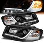 Tuning Imports Par Farol Projector Drl Led Audi A4 02/04