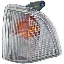 Lanterna Dianteira Escort 82/86 L E Cristal #492111